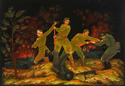 Viktor Panin. Fight. 1944