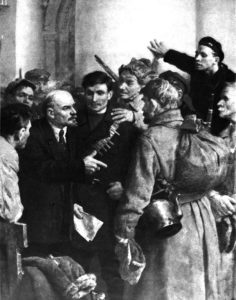 Lenin in Smolny
