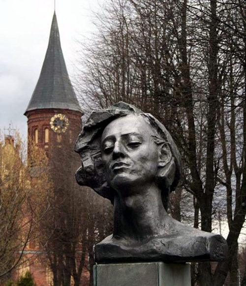 Monument to Chopin. 1968