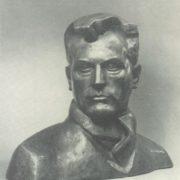 Engineer Yaroslav Pergler. 1972. Copper