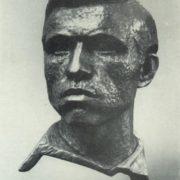 Honored Master of Sports Galimzyan Khusainov. 1970. Bronze
