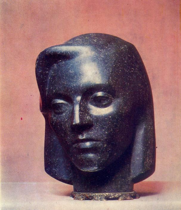 I.R. Chernova. 1968 Granite