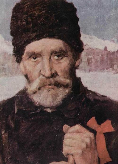 Old bolshevik