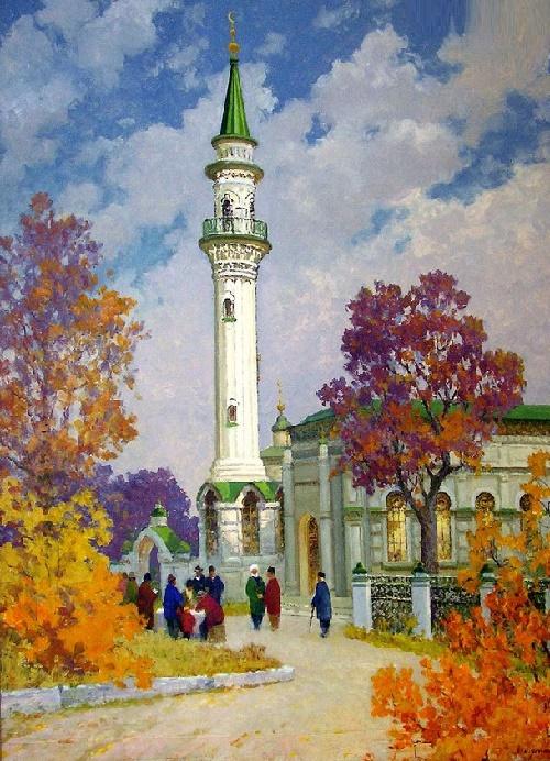 Azimov mosque