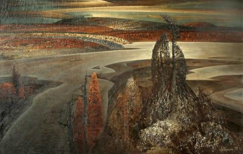 My Siberian Land. 1971-1972