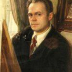 Soviet Karelian artist Georgy Stronk 1910-2005