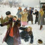Soviet Russian artist Mikhail Likhachev