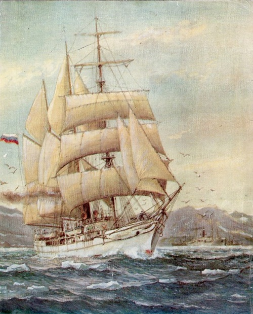 The schooner St. Anna