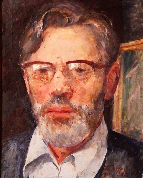 1978 Self-portrait