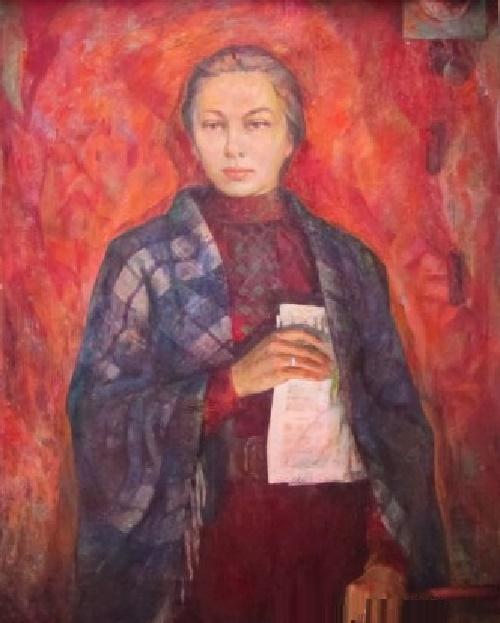 Nadezhda Krupskaya, 1988