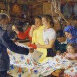 Soviet artist Viktor Kiselev 1907-1985