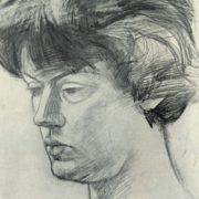 Female portrait. 1969