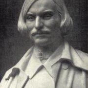 N.V. Gogol. Marble. 1951