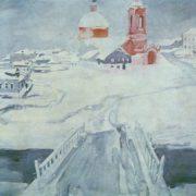 On Chekhov motifs. 1958