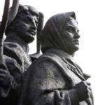 Soviet sculptor Nikolay Tomsky 1900-1984