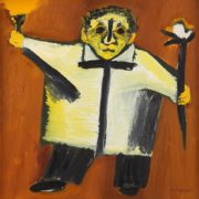 1991 Self-portrait