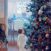 Alexandr Levchenkov. Morning of New Year