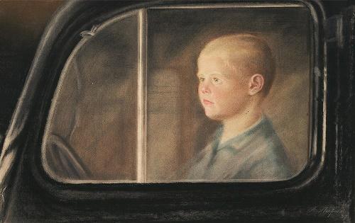 Soviet graphic artist Vasily Litko (1900-1939)