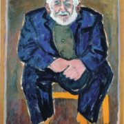 Portrait of father. 1974