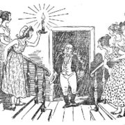 The Pickwick Papers. Book illustration