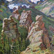 mountains of Sayan