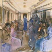 1954. Moscow metro