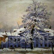 Frozen tree, 1933