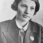 Miss USSR Famous Soviet weaver Dusya Vinogradova