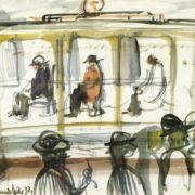 Passengers. 1933