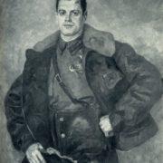 A.B. Yumashev. 1941