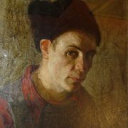 Self-portrait. 1955