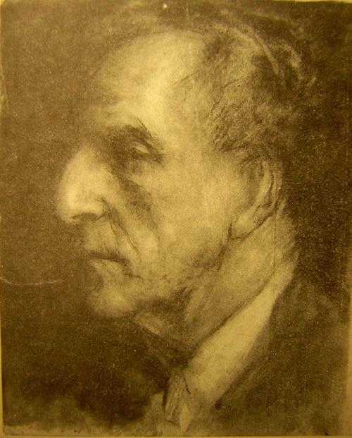 Self-portrait. 1956