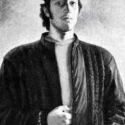 Self-portrait. 1976