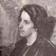 T.V. Savinskaya, portrait. 1927
