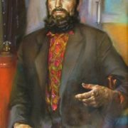 Georgy Vaskov talking. 1991
