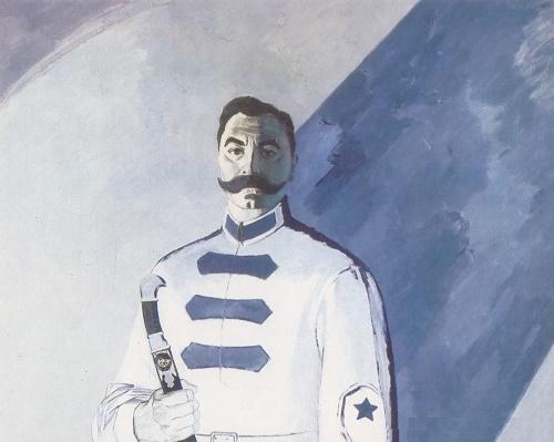 Commander SM Budyonny 1985