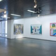 Exhibition of paintings of Arkady Petrov