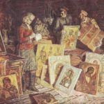 Soviet Uzbekistan Art museum collection