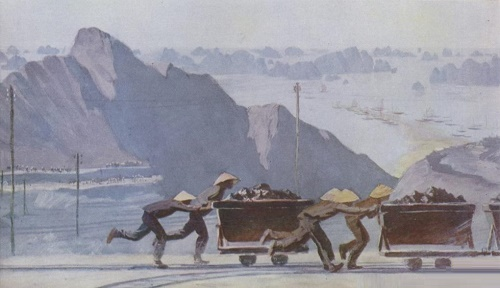Miners of Hon Gai