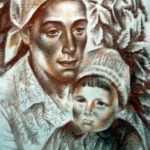One-picture artists of Soviet period