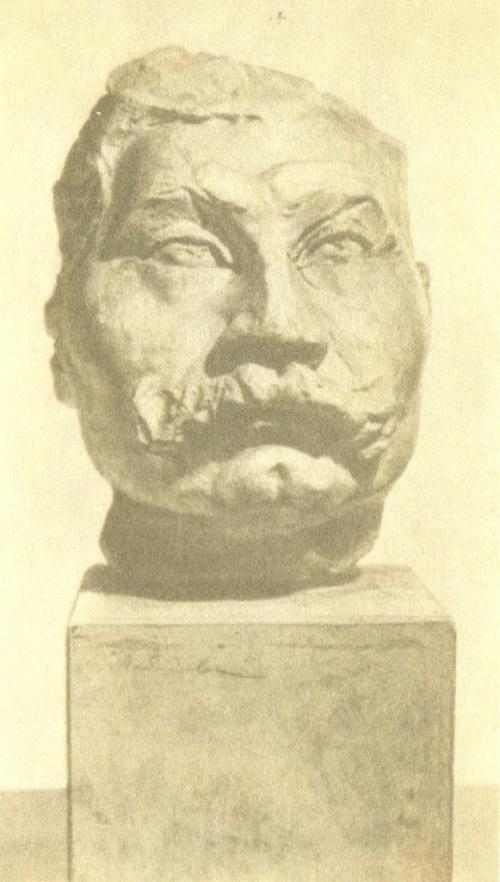 S. Budyonny. Gypsum