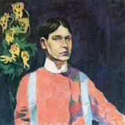 Self-portrait 1913