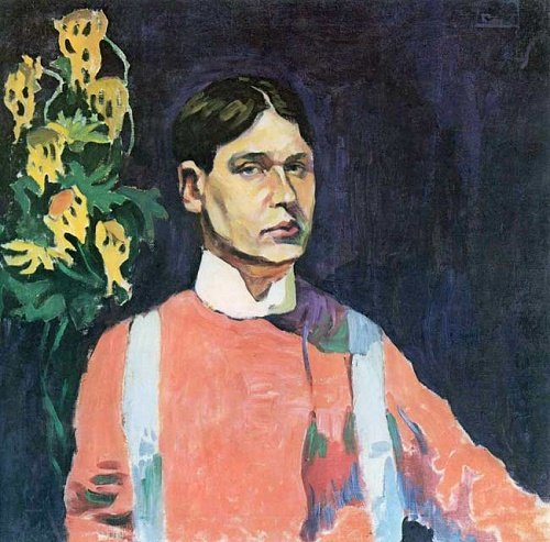 Self-portrait 1913