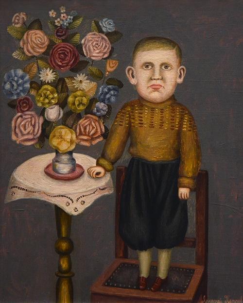Interpreting USSR kitsch Soviet artist Arkady Petrov