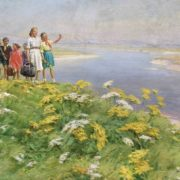 Summer. Mikhail Khmelko (1919-1996)