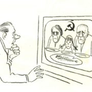 16. Television told about miserable life in the USSR