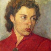 A.P. Suvorova. 1953