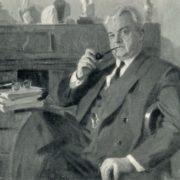 Academician I.I. Artobolevsky. 1965
