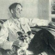 Academician P.A. Kapitsa. 1958