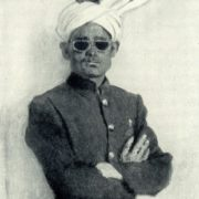 An Indian official. 1952